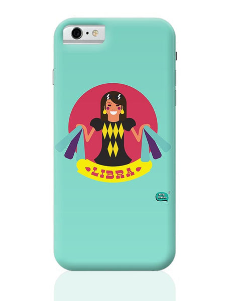 Libra Zodiac Illustration iPhone 6 6S Covers Cases Online India