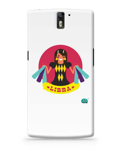 Libra Zodiac Illustration OnePlus One Covers Cases Online India