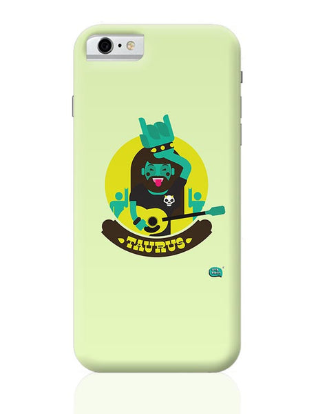 The Happy Taurus Zodiac iPhone 6 6S Covers Cases Online India