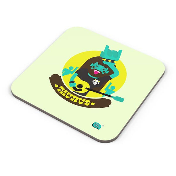 The Happy Taurus Zodiac Coaster Online India