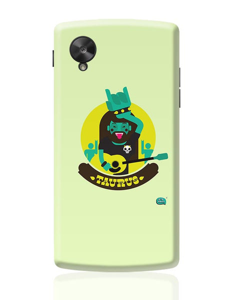 The Happy Taurus Zodiac Google Nexus 5 Covers Cases Online India