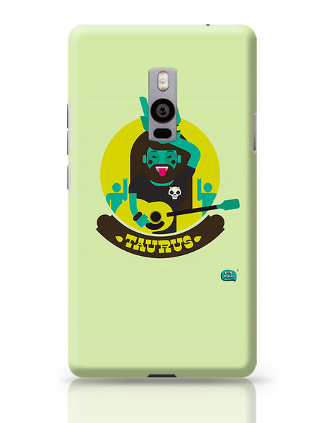 The Happy Taurus Zodiac OnePlus Two Covers Cases Online India