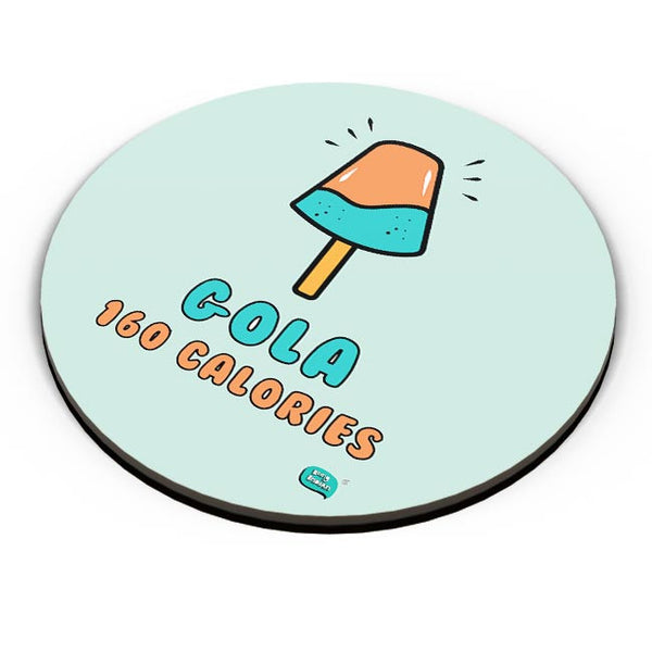 Gola 160 Calories Fridge Magnet Online India