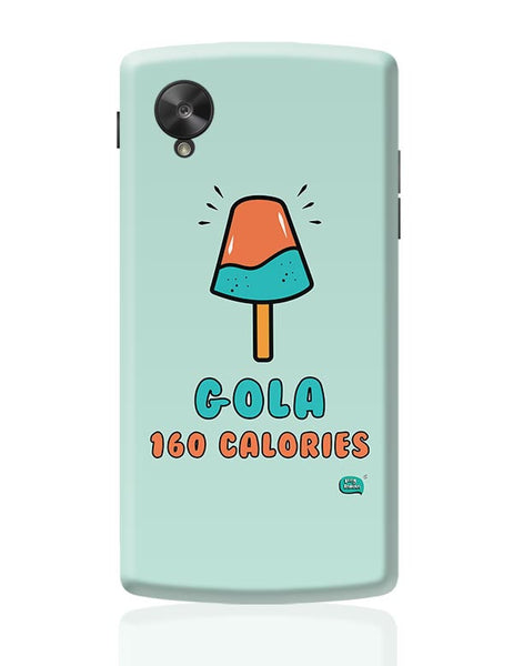 Gola 160 Calories Google Nexus 5 Covers Cases Online India