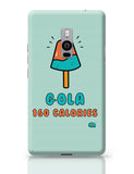 Gola 160 Calories OnePlus Two Covers Cases Online India