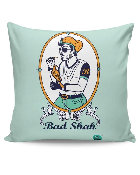Bad Shah Illustration Cushion Cover Online India