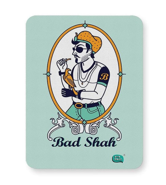 Bad Shah Illustration Mousepad Online India