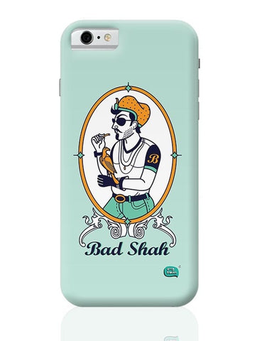 Bad Shah Illustration iPhone 6 / 6S Covers Cases