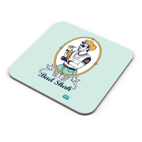 Bad Shah Illustration Coaster Online India