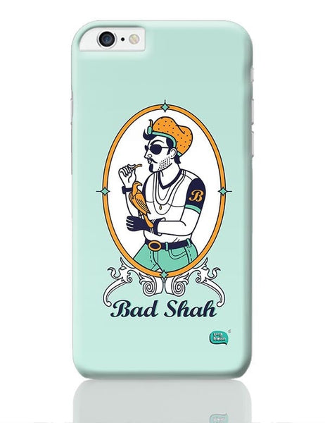 Bad Shah Illustration iPhone 6 Plus / 6S Plus Covers Cases Online India