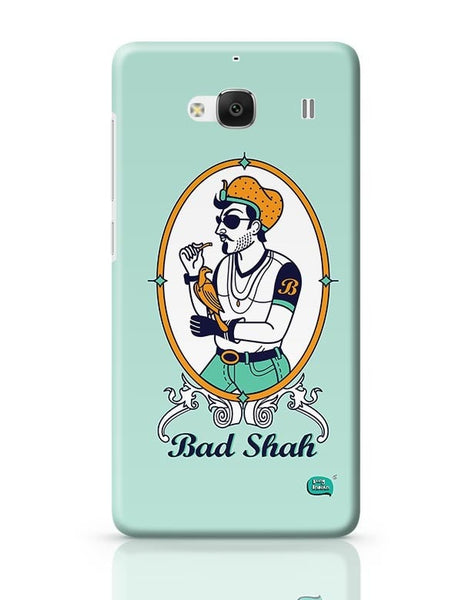 Bad Shah Illustration Redmi 2 / Redmi 2 Prime Covers Cases Online India
