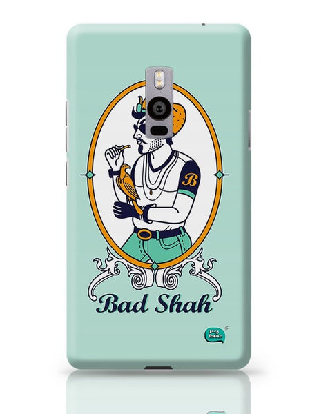 Bad Shah Illustration OnePlus Two Covers Cases Online India