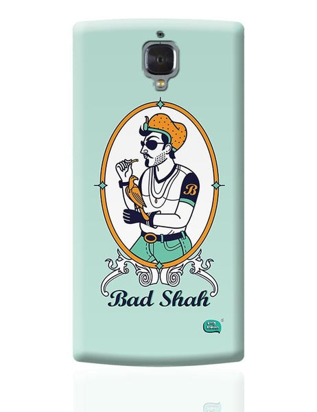 Bad Shah Illustration OnePlus 3 Covers Cases Online India