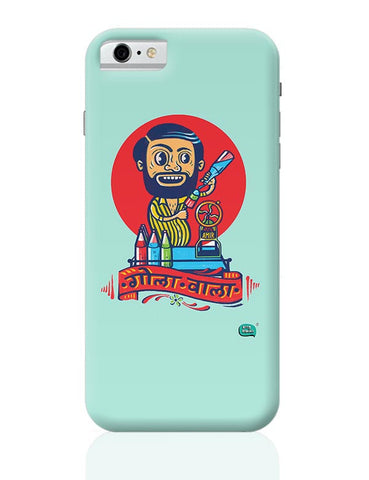 Gola Wala Illustration iPhone 6 / 6S Covers Cases