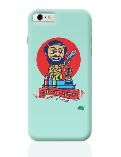 Gola Wala Illustration iPhone 6 6S Covers Cases Online India