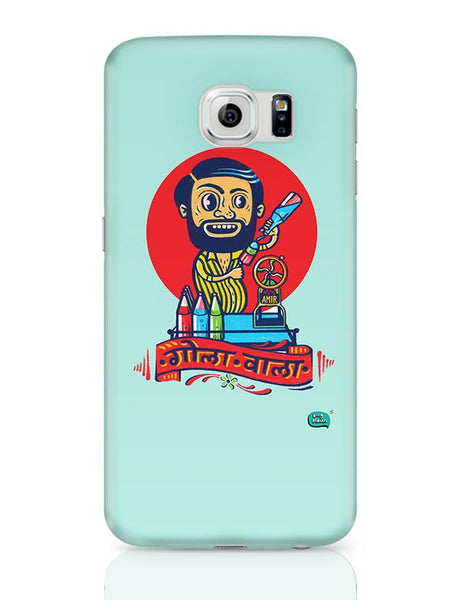 Gola Wala Illustration Samsung Galaxy S6 Covers Cases Online India