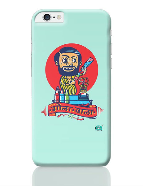 Gola Wala Illustration iPhone 6 Plus / 6S Plus Covers Cases Online India