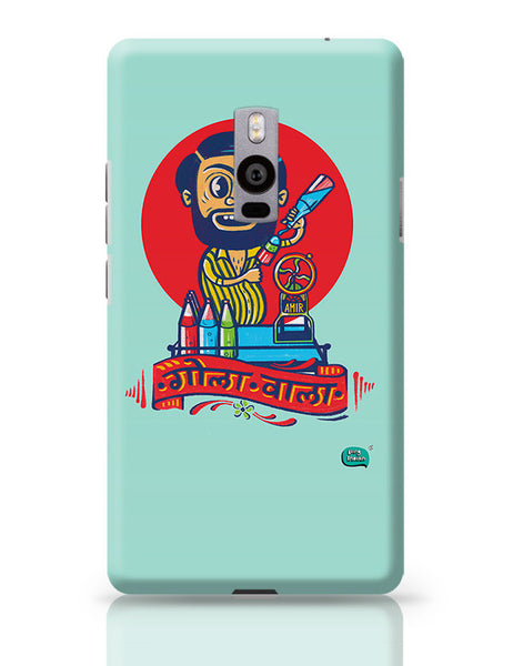 Gola Wala Illustration OnePlus Two Covers Cases Online India