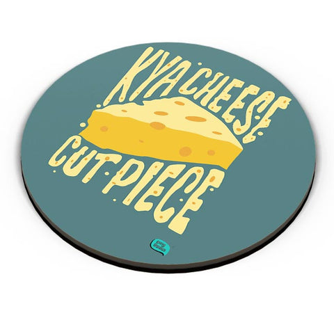 Kya Cheese Cut Piece Fridge Magnet Online India