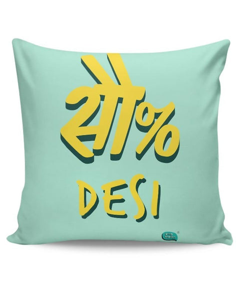 100 % Desi Cushion Cover Online India