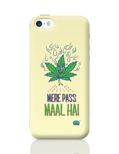 Maal Mere Paas Hai iPhone 5/5S Covers Cases Online India