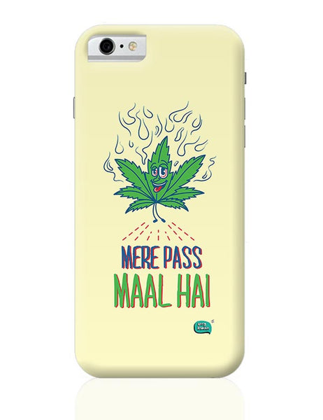 Maal Mere Paas Hai iPhone 6 6S Covers Cases Online India