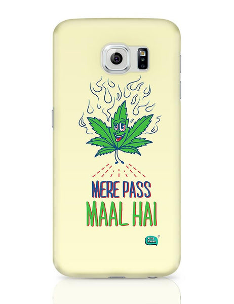 Maal Mere Paas Hai Samsung Galaxy S6 Covers Cases Online India