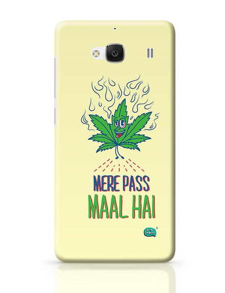 Maal Mere Paas Hai Redmi 2 / Redmi 2 Prime Covers Cases Online India