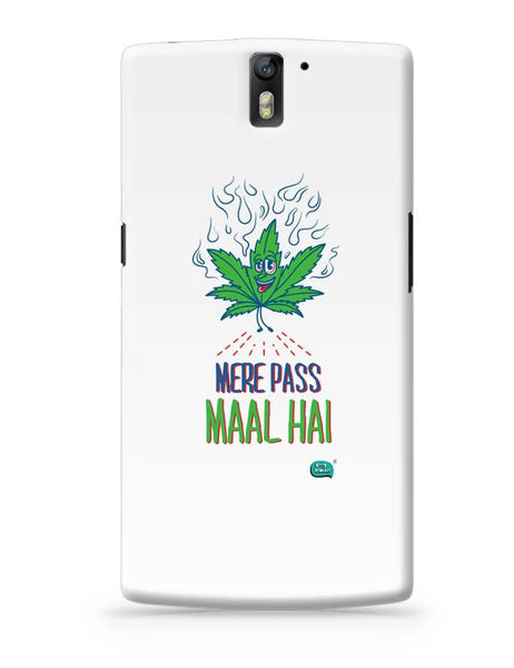 Maal Mere Paas Hai OnePlus One Covers Cases Online India