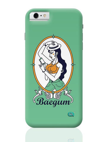 Baegum Illustration iPhone 6 / 6S Covers Cases