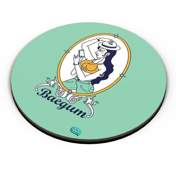 Baegum Illustration Fridge Magnet Online India