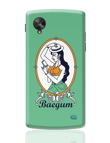 Baegum Illustration Google Nexus 5 Covers Cases Online India