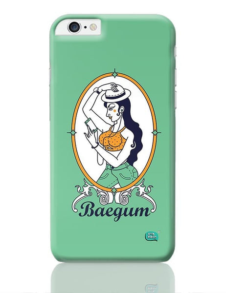 Baegum Illustration iPhone 6 Plus / 6S Plus Covers Cases Online India