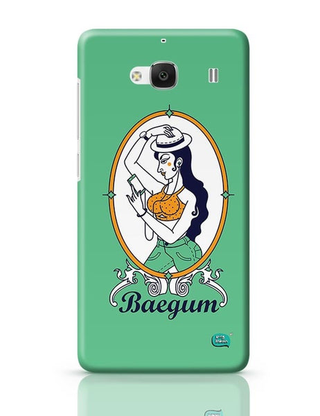 Baegum Illustration Redmi 2 / Redmi 2 Prime Covers Cases Online India