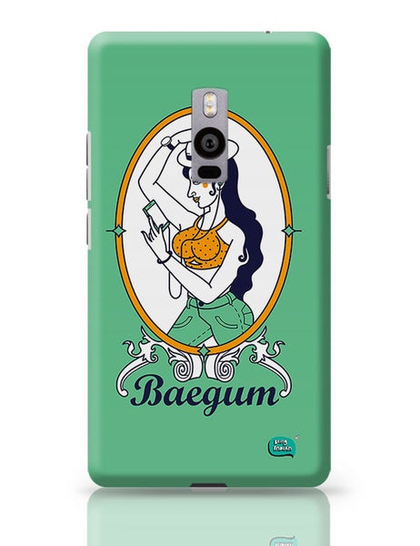 Baegum Illustration OnePlus Two Covers Cases Online India