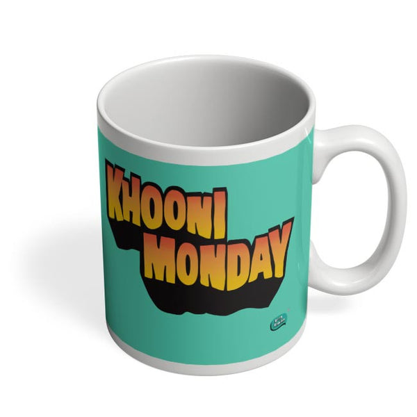 Khooni Monday  Coffee Mug Online India