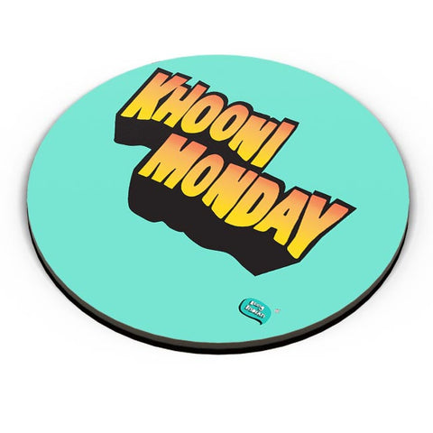 Khooni Monday  Fridge Magnet Online India