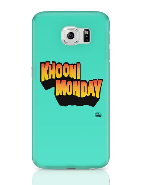 Khooni Monday  Samsung Galaxy S6 Covers Cases Online India