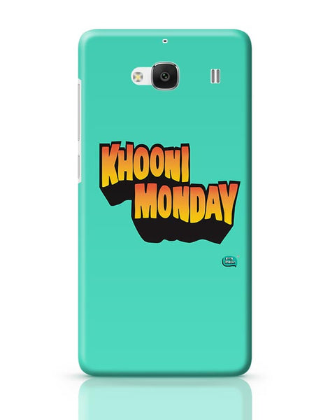 Khooni Monday  Redmi 2 / Redmi 2 Prime Covers Cases Online India