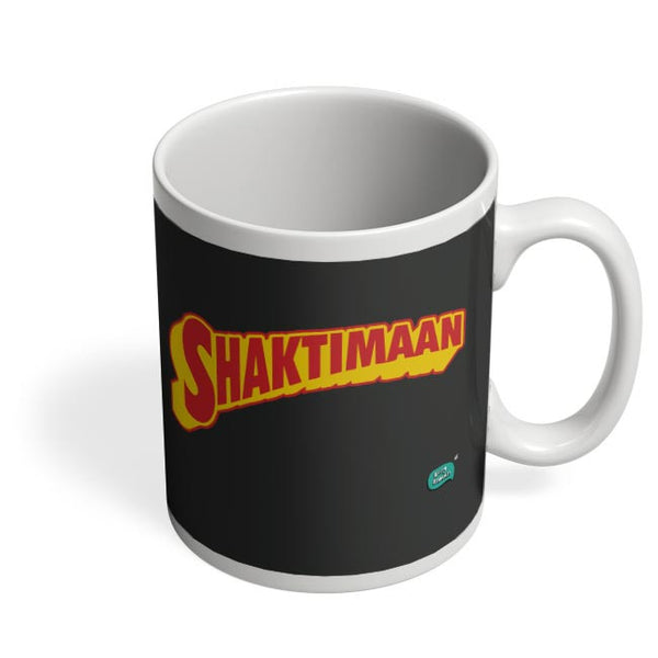 Shaktimaan  Coffee Mug Online India