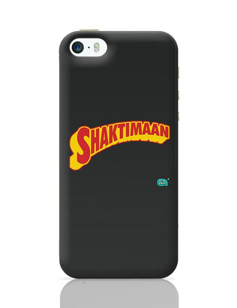Shaktimaan  iPhone 5/5S Covers Cases Online India