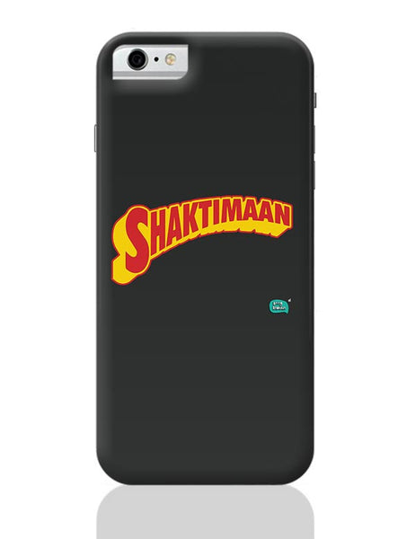 Shaktimaan  iPhone 6 6S Covers Cases Online India