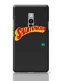 Shaktimaan  Oneplus Two Covers Cases