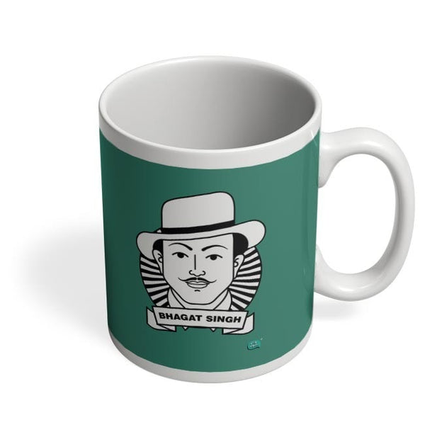 Bhagat Singh Sketch Coffee Mug Online India