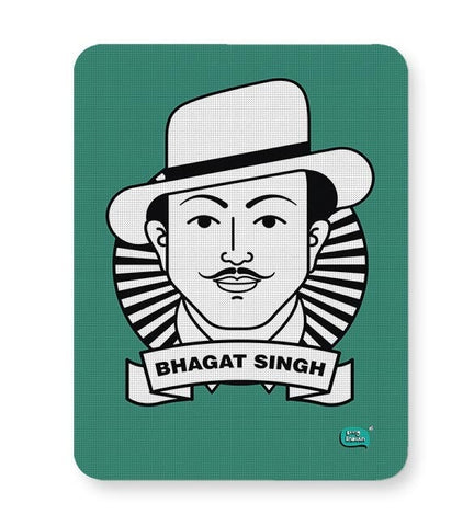 Bhagat Singh Sketch Mousepad Online India