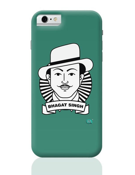 Bhagat Singh Sketch iPhone 6 6S Covers Cases Online India