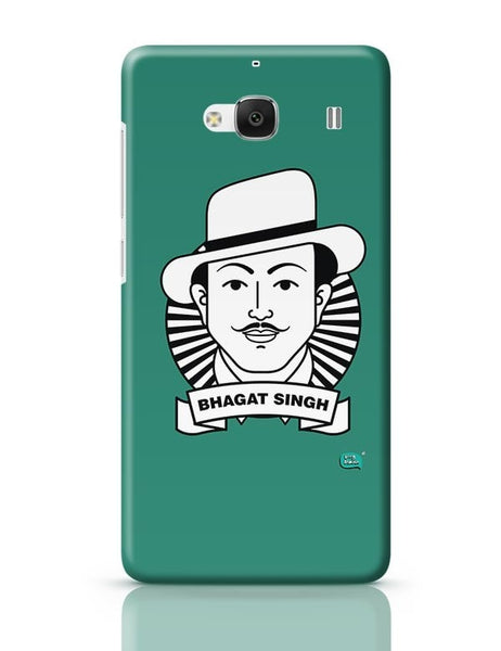 Bhagat Singh Sketch Redmi 2 / Redmi 2 Prime Covers Cases Online India