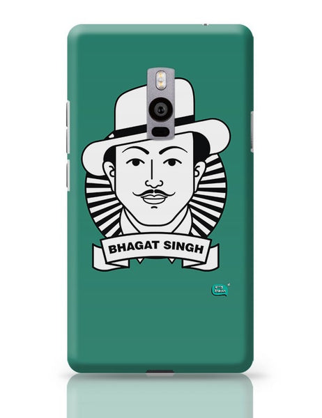 Bhagat Singh Sketch OnePlus Two Covers Cases Online India