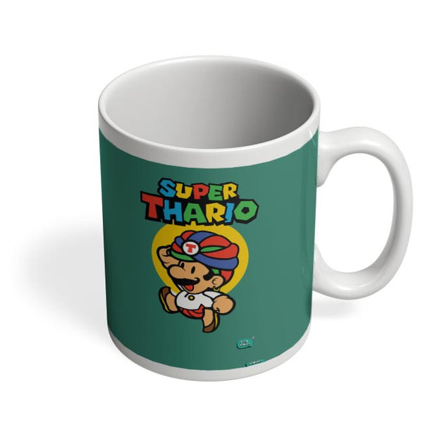 Super Thario Super mario Parody  Coffee Mug Online India