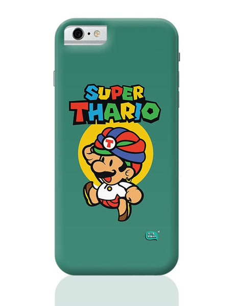 Super Thario Super mario Parody  iPhone 6 6S Covers Cases Online India
